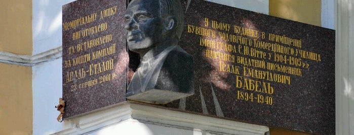 Райффайзен Банк Аваль, Дирекция / Базовое отд. is one of СтареENький Город.