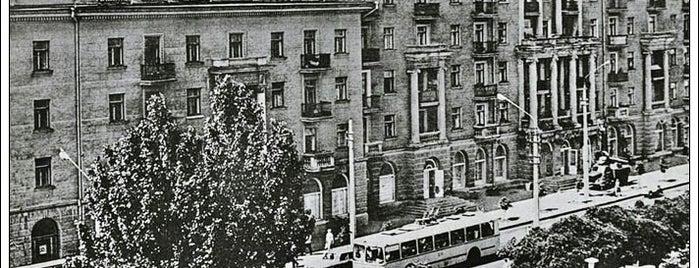 Вулиця Велика Морська is one of СтареENький Город.