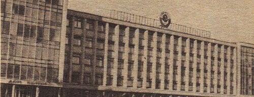 Дом Союзов is one of СтареENький Город.