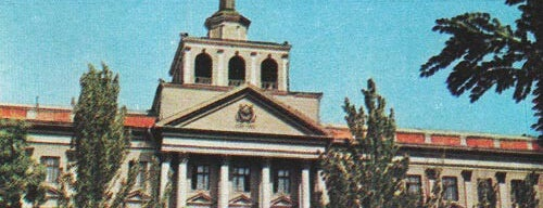 Адмиралтейство (Административное здание Завода им. 61 коммунара) is one of СтареENький Город.