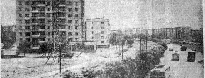 Богоявленский проспект is one of СтареENький Город.