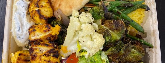 Skewr Kebab Kitchen is one of Lieux qui ont plu à Jordan.