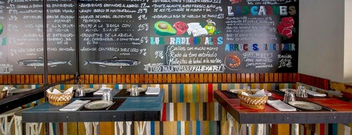 Taberna Moderna is one of Rotulados por rotulacionamano.com.