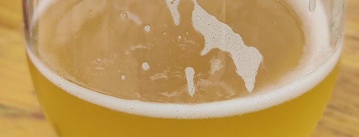 Bhramari Brewing Company is one of Locais curtidos por Erik.