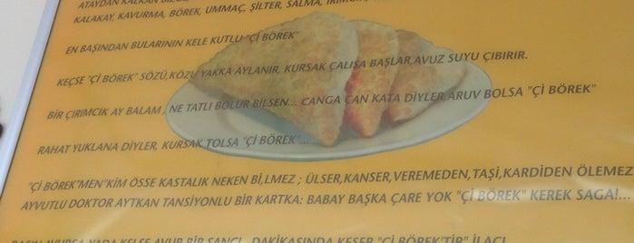 Küçük Ev Çi Börek is one of Istanbul / To Do.