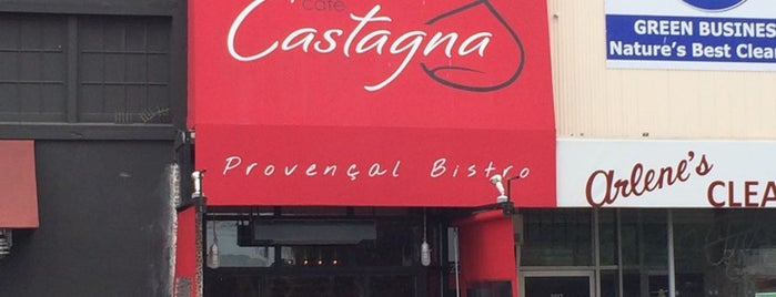 Café Castagna: Provençal Bistro is one of SF Food.