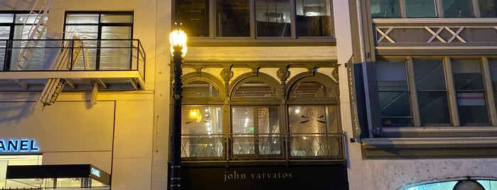 John Varvatos San Francisco is one of SF Places.