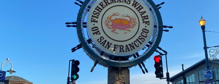 Crabstand at Fisherman's Wharf is one of SFLA.