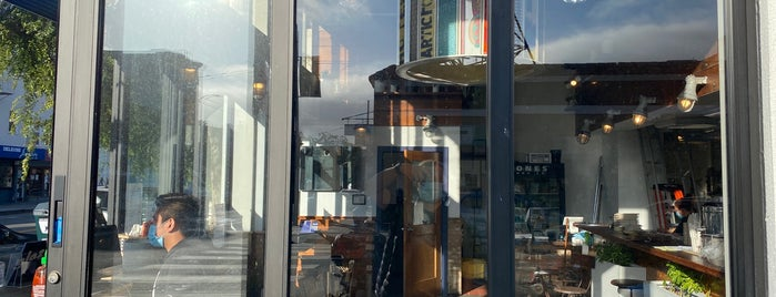 Glaze Teriyaki is one of SF food places.