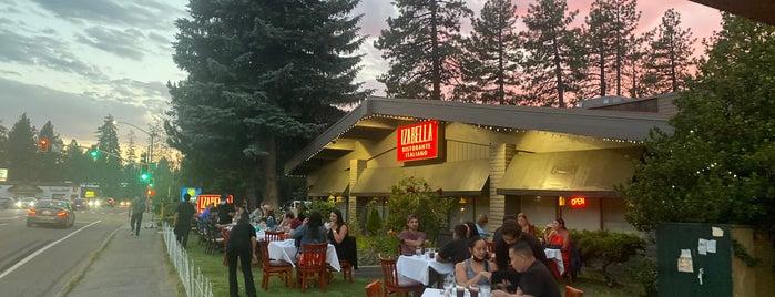 Izabella Ristorante Italiano is one of Restaurantes probados.