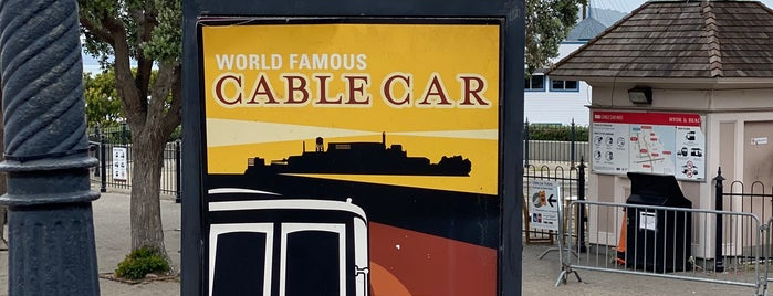 San Francisco Cable Car is one of City: San Fracisco, CA.