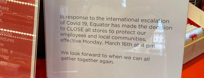 Equator Coffees & Teas is one of Калифорния.