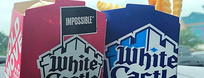 White Castle is one of General Foodie.
