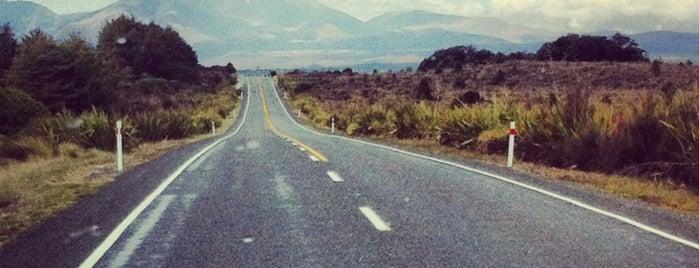 Tongariro National Park is one of Новая Зеландия.