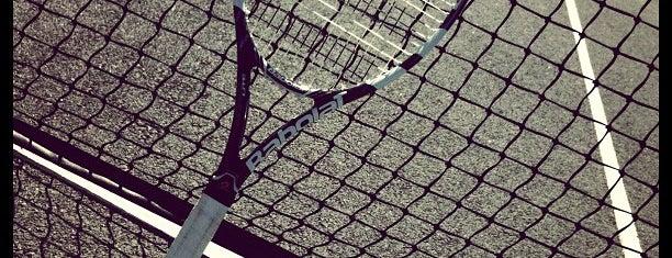 İnciraltı Tenis Kortları is one of spor+dans+kultur.