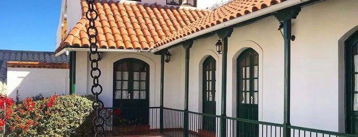 Parador Santa Maria La Real is one of สถานที่ที่ Miguel ถูกใจ.