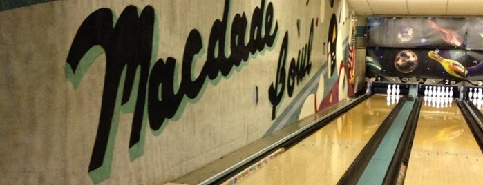 Macdade Bowl is one of Where I've Been - Landmarks/Attractions 2.