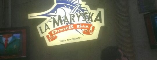 La Maryska is one of Quiero ir a comer.