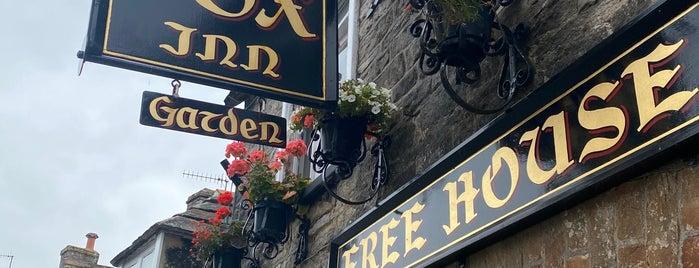 The Fox Inn is one of UK 🇬🇧.