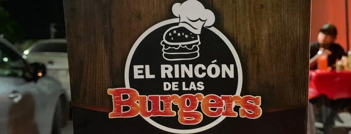 El rincón de las burgers is one of Hugo : понравившиеся места.