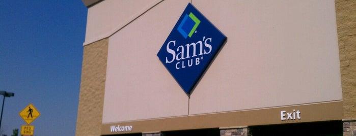 Sam's Club is one of Tempat yang Disukai Don.