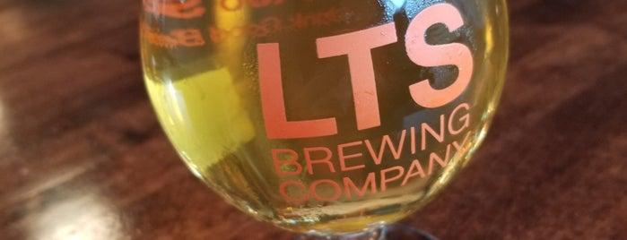 LTS Brewing Company is one of สถานที่ที่ Kyle ถูกใจ.