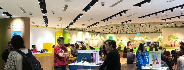 StarHub Shop is one of Locais curtidos por MAC.