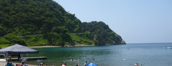 Ishibu Bathing Area is one of Tempat yang Disukai Masahiro.