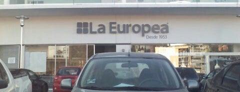 La Europea is one of Orte, die Jose gefallen.
