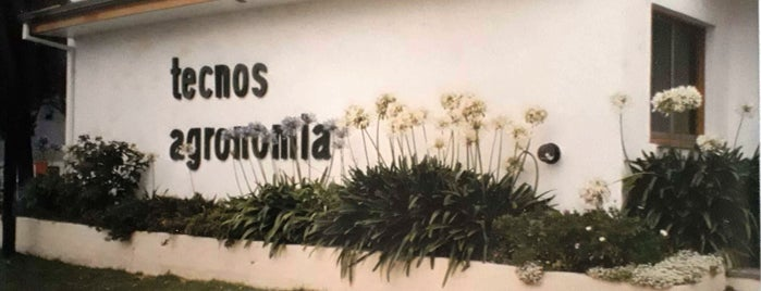 Tecnos Agronomia is one of Mis Lugares (Tandil).