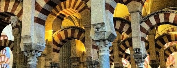 Mezquita-Catedral de Córdoba is one of Spain.
