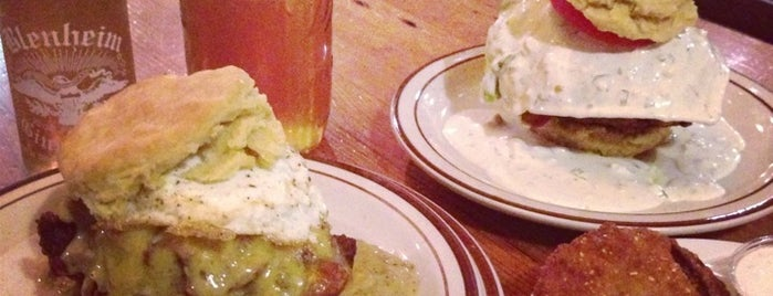 Pine State Biscuits is one of Food to eat in PDX.