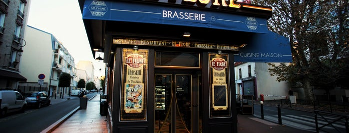 Brasserie Le Flore is one of Catalinaさんのお気に入りスポット.
