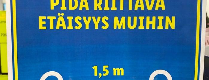 Lidl is one of Locais curtidos por Päivi.