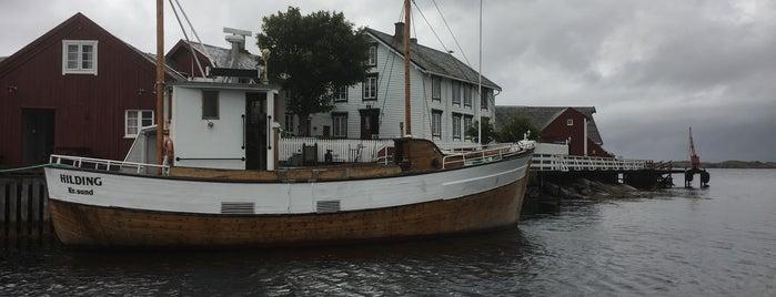 Håholmen havstuer is one of Norge 2019.