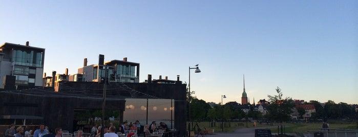 Birgitta is one of Helsinki.