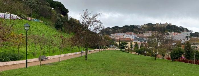 Jardim da Cerca da Graça is one of Graça.