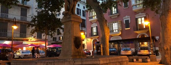 Plaça de la Drassana is one of Locais salvos de Serhan.
