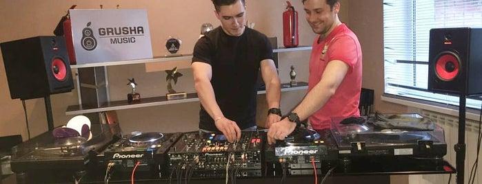 Grusha Music is one of Alexey'in Beğendiği Mekanlar.