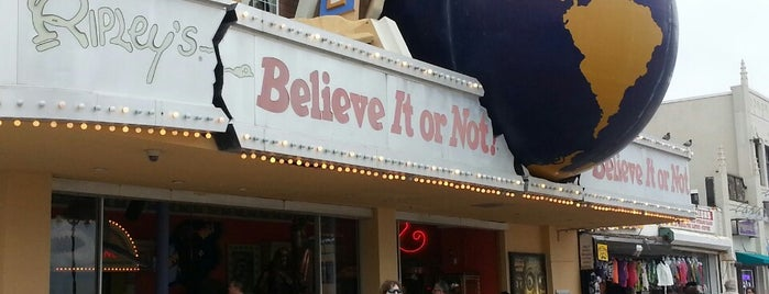 Ripley's Believe It or Not! is one of Orte, die David gefallen.