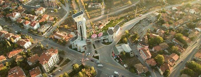 Emre Mahallesi is one of Isparta'nın Mahalleleri.