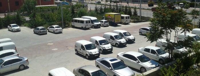 Aps Gıda San.A.Ş. is one of Abdullah : понравившиеся места.
