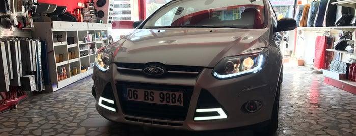 OS-CARs Garage is one of Locais curtidos por Hakan.