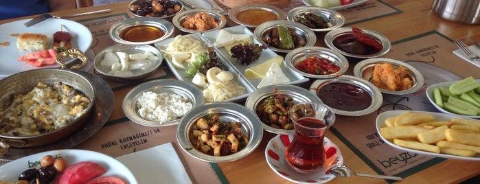 Beyzade Kahvaltı & Künefe is one of Tahir Cirali'nin Beğendiği Mekanlar.