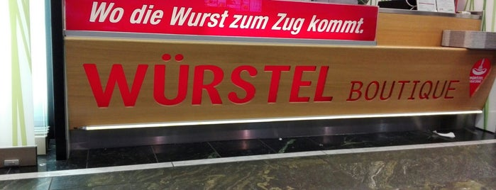 Würstel Boutique is one of Interessante Imbisse.