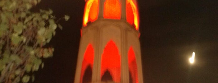 Uzundere Meydan Saat Kulesi is one of Locais curtidos por Gökhan.