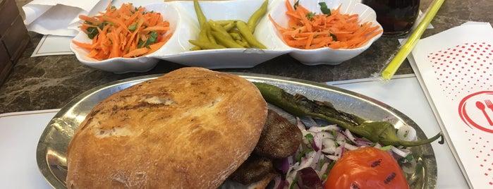 Somunarası is one of Et yemekleri.