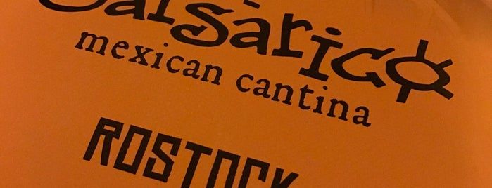 Salsarico is one of Rostock & Warnemünde🇩🇪.