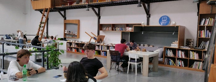 a4space is one of Artsy Cafes in Dubai.