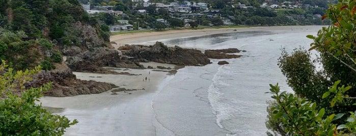 Little Oneroa Beach is one of New Zealand.